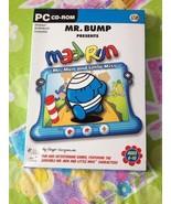 Mr Men Little Miss Mr Bump Presents Mad Run Windows PC CD Rom Brand New - $14.99