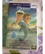 Universal Flipper Paul Hogan Elijah Wood VHS Clam Shell Case New Factory... - $9.99