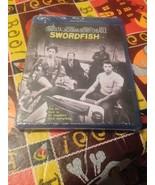 Swordfish Blu-Ray DVD Travolta Jackman Berry Cheadle Brand New Sealed - $7.99