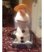 Disney Frozen Sing & Swing Musical Talking Dancing Olaf + Olaf Night Lig... - $19.99