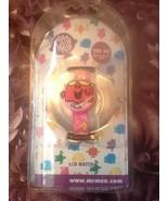 Mr Men Little Miss Chatterbox LCD Wrist Watch Brand New Original Box - $22.99