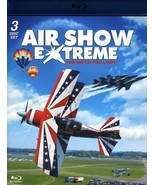 Air Show Extreme Blu-ray 2011 3-Disc Set Brand New Rare Factory Sealed - $12.99