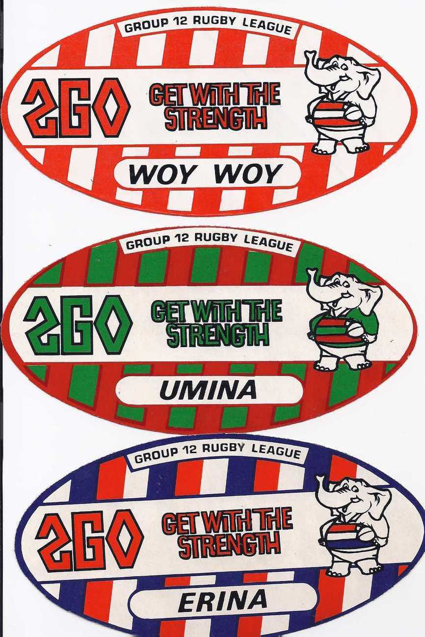 Sticker get with the strength