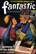 Mistress of the Djinn by Robert Gibson Jones - Art Print - $19.99+
