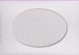 Granite Oval Large Needlework Cards 5x7 cross stitch - $4.00