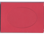 5547 red oval opening needlework card thumb155 crop