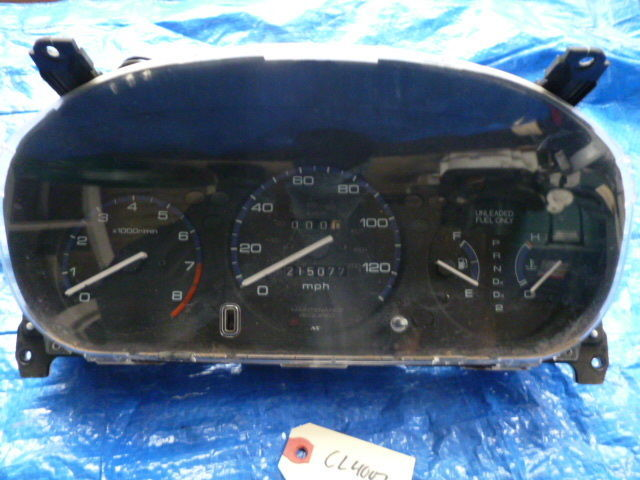 Primary image for 96-00 Honda Civic instrument gauge cluster OEM speedo MPH auto 78100-S02-A900
