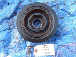 00-03 Honda S2000 harmonic balanacer crank pulley OEM engine motor F20C1... - $99.99