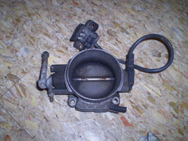 86-93 Mercedes Benz 190E 2.6L OEM throttle body assembly TPS sensor I6 - $69.99