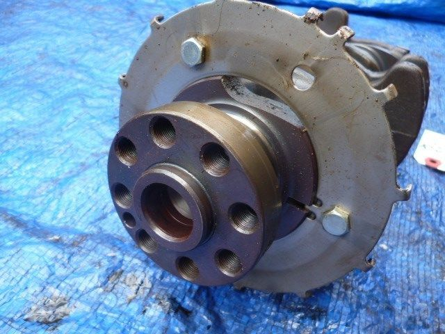 06-09 Honda Civic R18A1 VTEC crankshaft assembly OEM engine motor R18 crank