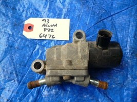 90-93 Honda Accord F22A1 IACV idle air control valve engine motor F22 OEM 6476 - $49.99