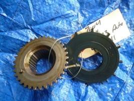 02-06 Acura RSX K20A3 engine motor crankshaft timing gear crank K20 K20A... - $39.99