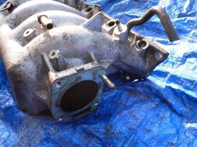 02-06 Honda Civic PRB intake manifold Si SIR OEM engine motor K20A3 K20 K20A2
