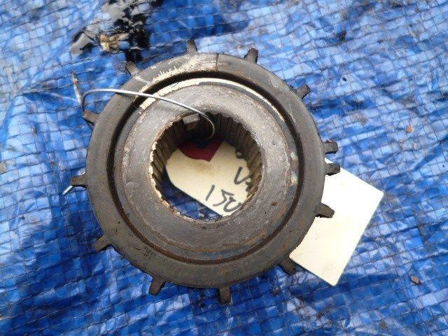 01-05 Honda Civic engine timing gear fluctuation pulley motor D17 D17A2 VTEC OEM