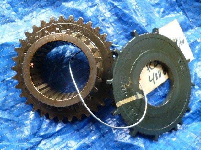 02-06 Acura RSX K20A3 engine motor crankshaft timing gear crank K20 K20A K20A2