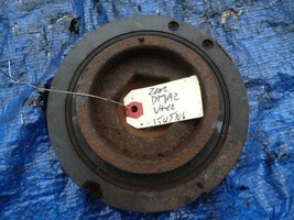 01-05 Honda Civic D17A2 vtec harmonic balancer crank pulley engine motor... - $49.99