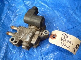 98-02 Honda Accord F23A1 IACV idle air control valve engine motor VTEC F23 OEM - $79.99