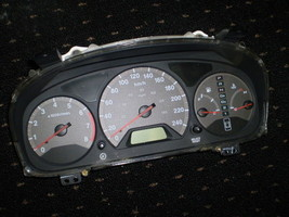 98-02 Honda Accord intrument gauge cluster speedo OEM speedometer KMH rare - $99.99
