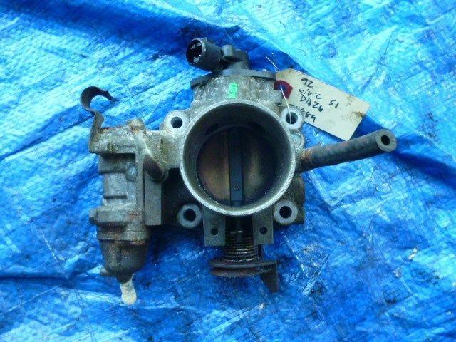 92-95 Honda Civic throttle body engine motor d16 d16Z6 SOHC vtec OEM TPS