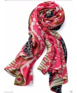 STELLA & DOT UNION SQUARE SCARF - GEO IKAT with... - $43.64