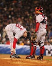 Curt Schilling Bloody Sock Boston Red Sox 16X20 Color Baseball Memorabilia Photo - $29.95