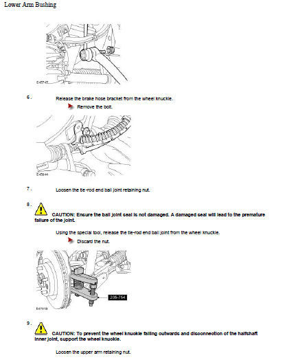 LAND ROVER DISCOVERY 3 2005 - 2009 FACTORY SERVICE REPAIR WORKSHOP FSM MANUAL