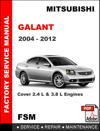 mitsubishi galant 1994 thru 2003 haynes repair manual