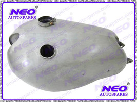 BRAND NEW NORTON DOMINATOR MODEL 7 PETROL FUEL GAS TANK RAW READY TO PAINT - $230.22