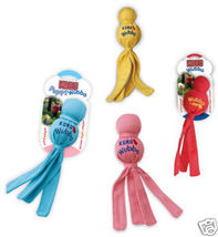 Kong Toy Wubba with Squeaker Large Assorted Colors - $8.41
