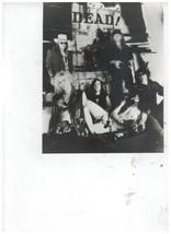 Guns N' Roses Axl Rose Vintage 8X10 BW Music Memorabilia Promo Photo - $5.99