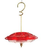 Aspects 381 Hummzinger Fancy Hummingbird Feeder - Rose - $25.82