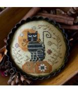 Jack's Sweet Shoppe: Olga's Tart cross stitch chart Plum Street Samplers  - $9.00