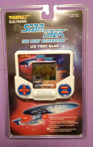 1993 STAR TREK NEXT GENERATION LCD HANDHELD VIDEO GAME TIGER ELECTRONIC NEW - $49.00