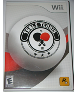 Nintendo Wii - ROCKSTAR GAMES - TABLE TENNIS (Complete with Instructions) - $12.00