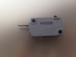 Microwave Oven Normal Close Switch OEM T105 16A NC V-5Z220Q - $4.20