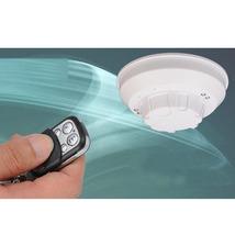 Decoy Smoke Alarm with Hidden Camera 720P HD Night Visible - $79.95