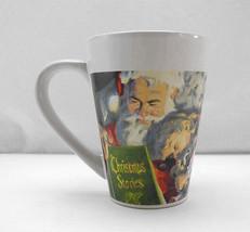 Royal Norfolk Mug Santa Christmas Stories Book Sleeping Child & Teddy Be... - $7.55