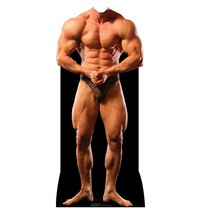 MUSCLE MAN STAND IN STANDIN CARDBOARD POSTER STANDUP STANDEE CUTOUT 1270 - $39.95
