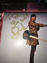 JON RESHARD HAND SIGNED 8 1/2X11 PROMOTIONAL PHOTO - $18.62
