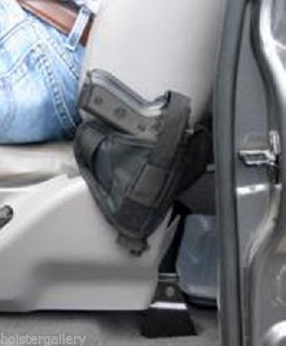 Vehicle concealed Seat Buddy for Trucks and SUV'S