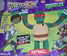 Teenage Mutant Ninja Turtles Life Size Raphael Stretchkins Nicleodeon NEW - $18.00