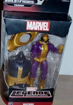 Marvel Legends Infinite Series Batroc Build a Figure 6 Inch Thanos NEW - $15.00