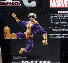 Marvel Legends Infinite Series Batroc Build a Figure 6 Inch Thanos NEW image 3
