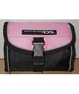 Nintendo DS Pink Handheld Video Game System Carry Case - $9.50