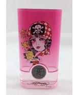 Ed Hardy Born Wild Eau de Parfum Spray for Women 1 oz 30 ml Almost Full - $18.74