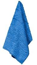 "Janey Lynn Designs Booberry Blue 28"" x 19"" Cotton Chenille Shaggie Towel - $8.49"
