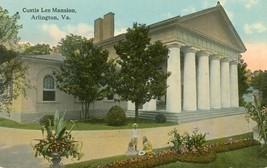 Custis Lee Mansion, Arlington, VA, early 1900s unused Postcard  - $4.50