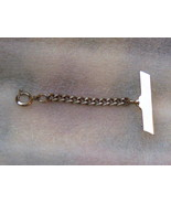 Unique Pin. Chain Link Pin. Articulated Pin. Pins With Chains. Connector... - $16.00