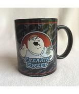 Family Guy Freakin Sweet Coffee Mug Tea Cup Cartoon Funny Humor Peter Gr... - $24.18