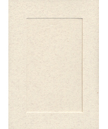 Parchment Rectangular Small Needlework Cards 3.5x5.5 cross stitch - $5.00